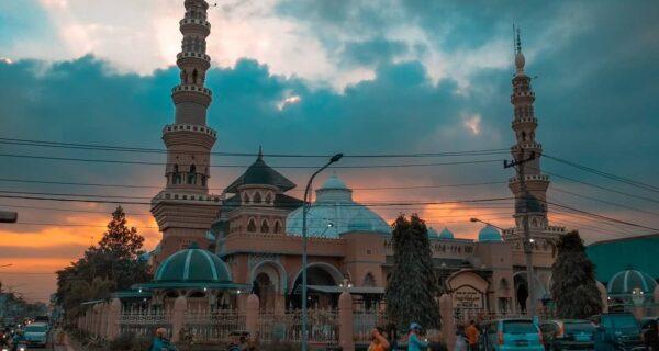 masjid agung darusalam